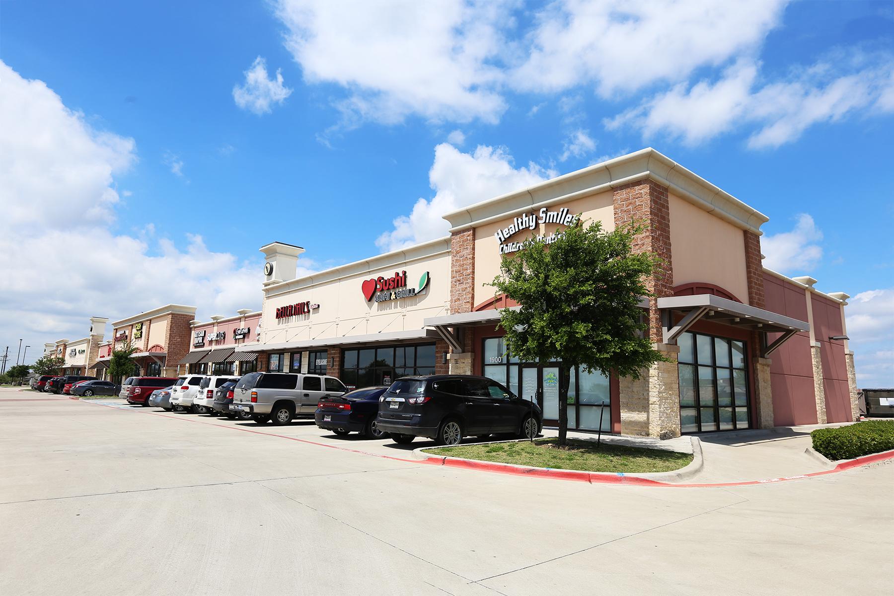 Shops of Eldorado I & II