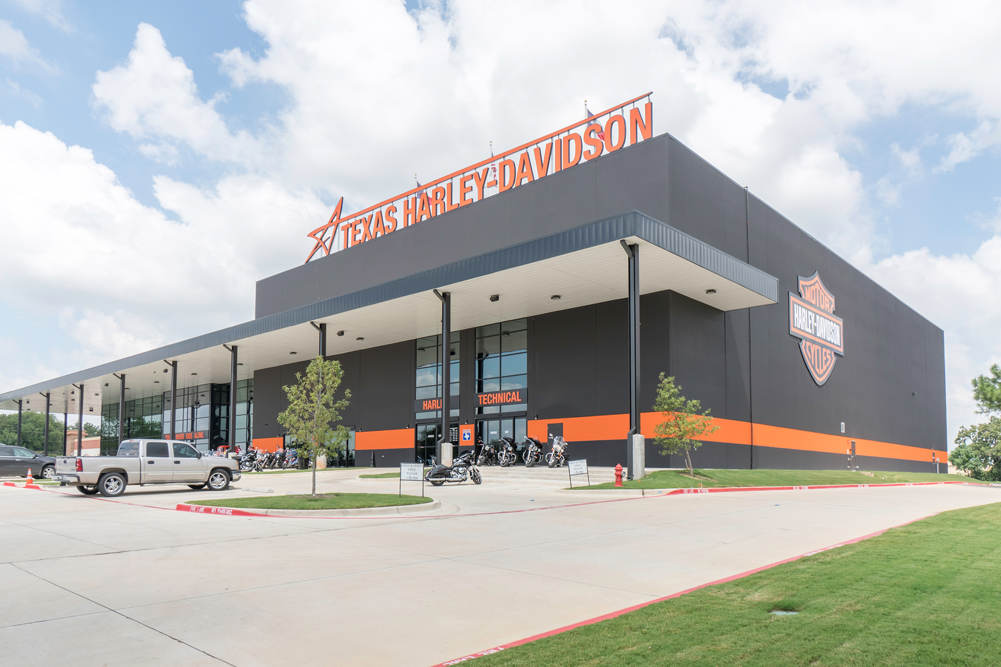 texas harley-davidson - levy retail group