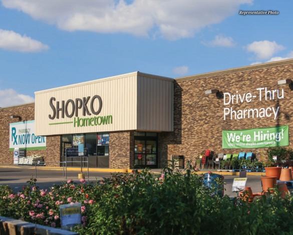 Labeled Shopko Photo 1